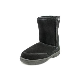 Bearpaw Girl (Youth) 'Meadow Youth' Regular Suede Boots
