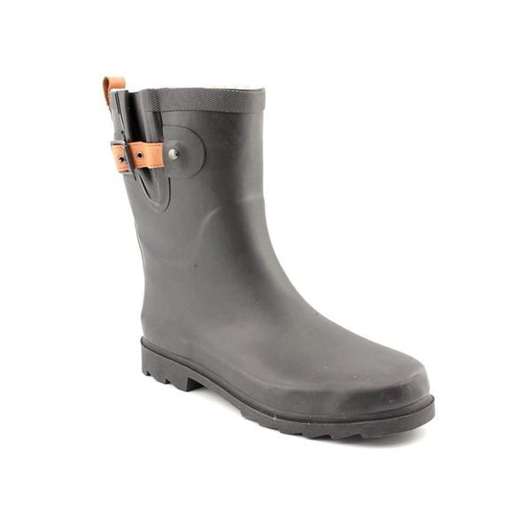Chooka Women's 'Top Solid Mid ' Rubber Boots (Size 9 )