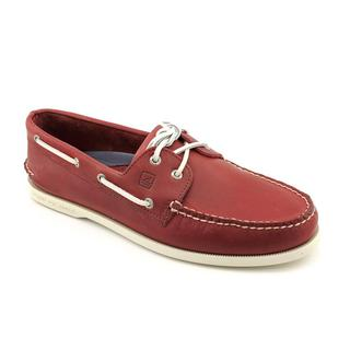 Sperry Top Sider Men's 'A/O 2-Eye' Leather Casual Shoes
