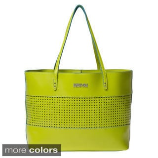 Kenneth Cole Reaction 'Nantucket' Perforated Tote