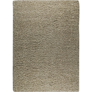 Hand-woven Lmix Natural New Zealand Wool Rug (3'x 5'4)
