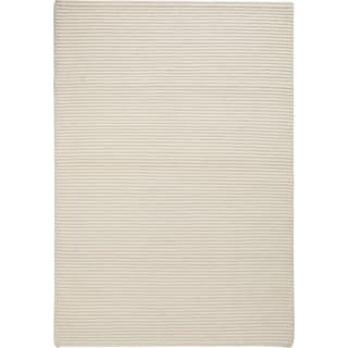 M.A.Trading Hand-knotted Manchester White New Zealand Wool Rug (3'x 5'4)
