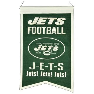 Winning Streak New York Jets Franchise Banner