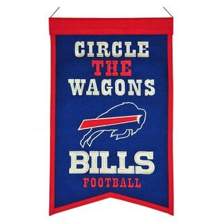 Winning Streak Buffalo Bills Franchise Banner