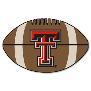 Fanmats Collegiate Football Rug