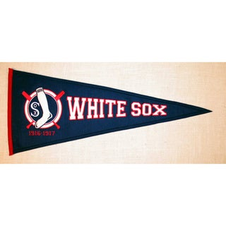 Winning Streak MLB Chicago White Sox Cooperstown Wool Pennant