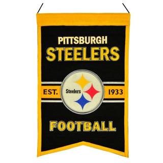 Winning Streak Pittsburgh Steelers Franchise Banner
