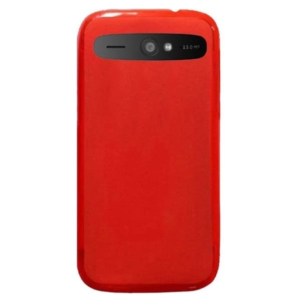 INSTEN Pattern Design Rubberized Hard Plastic PC Phone Case Cover For HTC One Mini 2/ M8 Mini/ Remix