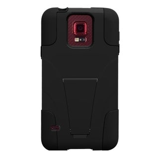 INSTEN T-Stand Hybrid Stand PC/ Silicone Phone Case Cover For Samsung Galaxy S5 Sport SM-G860P Sprint
