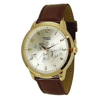 Whatever It Takes Men's George Clooney Watch