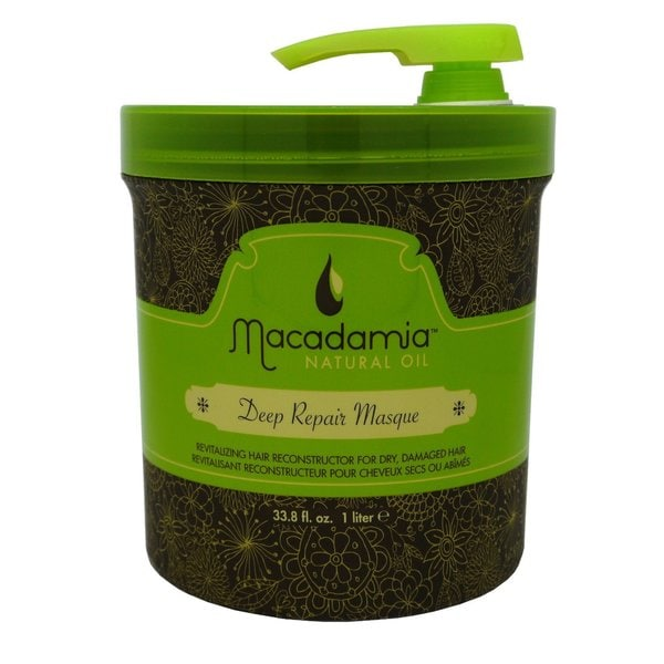 Macadamia Deep Repair 1-liter Masque