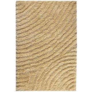 Hand-tufted Twee Vanilla Area Rug (7'10 x 9'10)