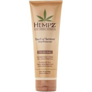 Hempz Touch Of Summer 8-ounce Daily Moisturizer For Fair Skin