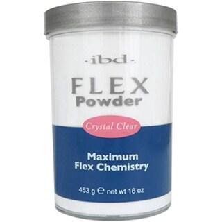 IBD Acrylic Flex Crystal Clear 16-ounce Powder