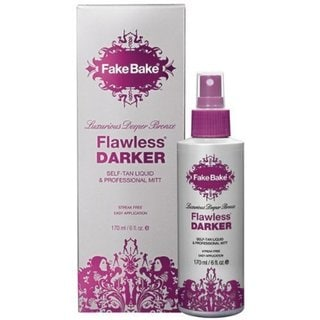 Fake Bake Flawless Darkener 6-ounce Self Tan Liquid