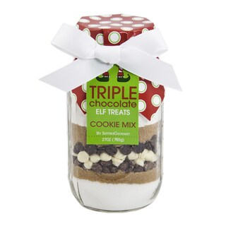 Merry And Bright Triple Elf Treats