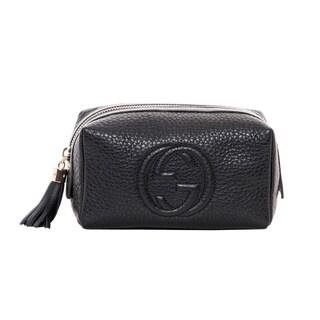 Gucci Medium Soho Leather Cosmetic Case
