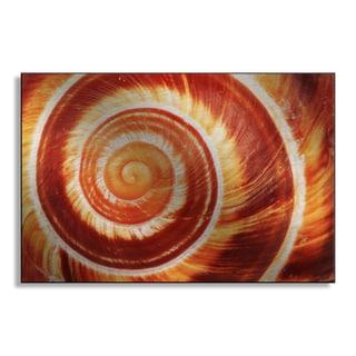 Jonnysek's 'Fire Spiral' Metal Art
