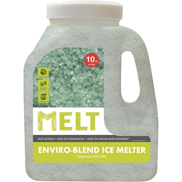 Snow Joe MELT 10-pound Jug Premium Enviro-blend Ice Melt