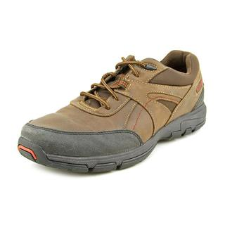 Rockport Men's 'Make Your Path Bal' Leather Athletic Shoe (Size 10.5 )