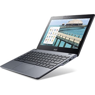 Acer C720-2802 11.6-inch Intel Celeron 1.4GHz 16GB SSD Chrome OS Chromebook (Refurbished)