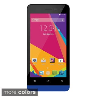 BLU Studio Mini LTE X100Q Unlocked GSM Android Quad-Core Smartphone