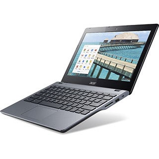 Acer C720-2103 11.6-inch Intel Celeron 1.4GHz 16GB SSD Chrome OS Chromebook (Refurbished)