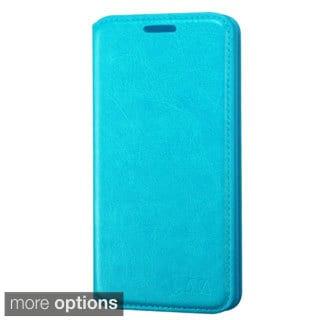 INSTEN Leather Folio Flip Stand Wallet Case for LG G3