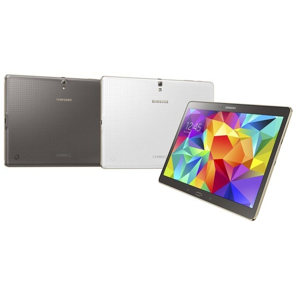 Samsung Galaxy Tab S Wi-Fi Quad-Core 1.9MHz 8.4-inch Tablet