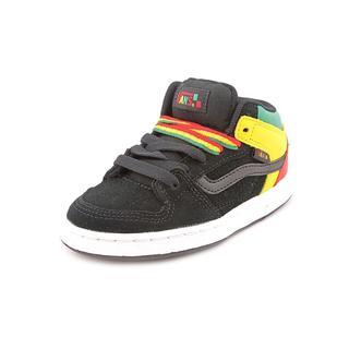 Vans Boy (Youth) 'Edgemont' Regular Suede Athletic Shoe (Size 11.5 )