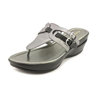 Cole Haan Women's 'Air Melisa. BCKL.THNG' Leather Sandals