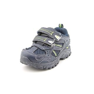 Stride Rite Boy (Infant) 'Dallas' Leather Athletic Shoe - Wide