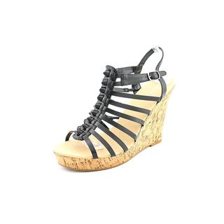 Diba Women's 'Runnin Hot' Faux Leather Sandals