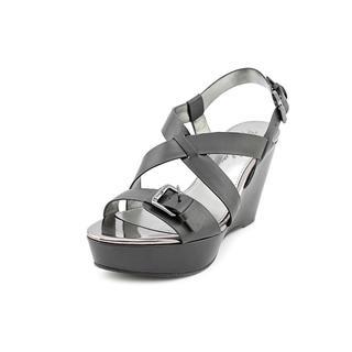 Marc Fisher Women's 'Gilon 3' Faux Leather Sandals
