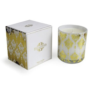 Damask Rosemary and White Ginger Scent Candle