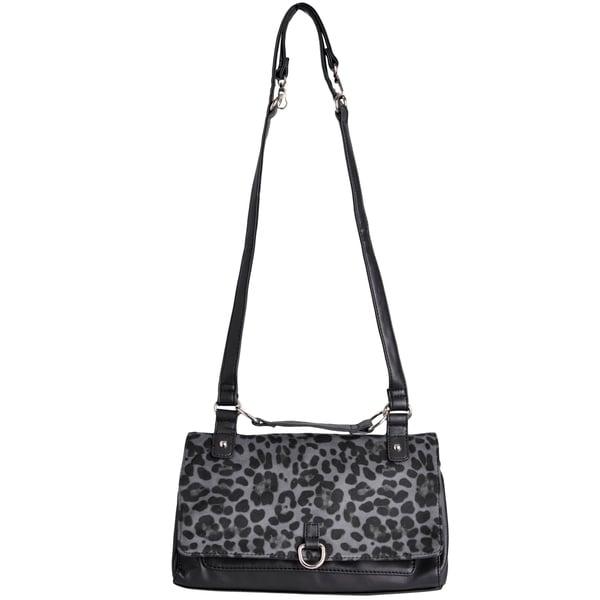 David Jones Women's Animal Print Handbag