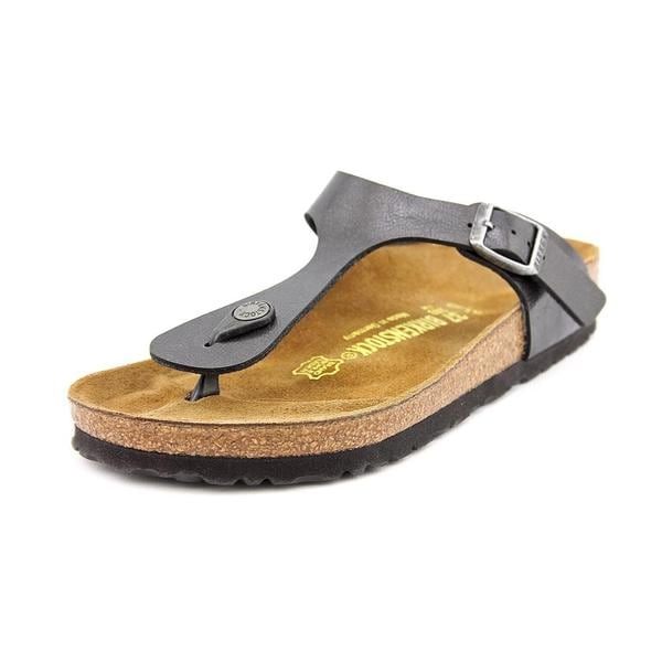 Birkenstock Women's 'Gizeh' Leather Sandals