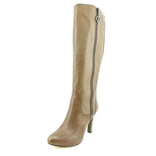 INC International Concepts Women's 'Brenden' Leather Boots (Size 9 )