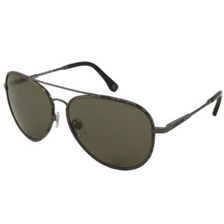 Michael Kors Women's MKS167 Brooke Aviator Sunglasses