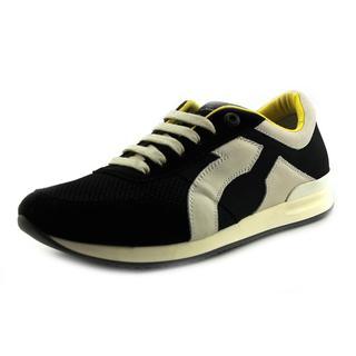 Salvatore Ferragamo Men's 'Truman 3' Regular Suede Athletic Shoe (Size 8.5 )
