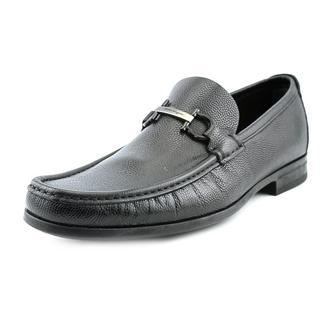 Salvatore Ferragamo Men's 'Regal' Leather Dress Shoes (Size 8.5 )