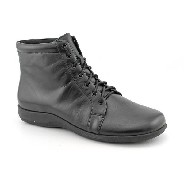 Walking Cradles Women's 'Zack' Leather Boots - Wide (Size 11 )