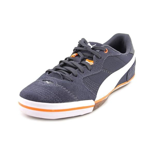 Puma Men's 'Esito Vulc Sala' Regular Suede Casual Shoes (Size 8.5 )