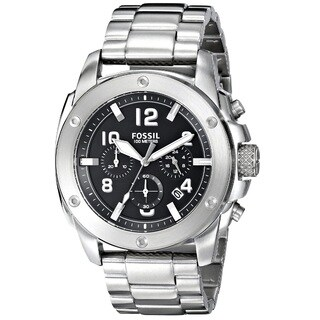 Fossil Men's FS4926 'Modern Machine' Chronograph Stainless Steel Watch