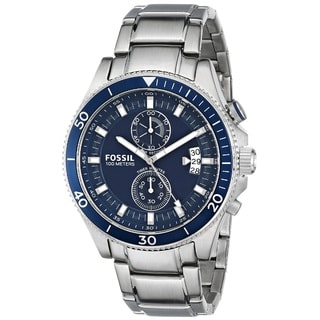 Fossil Men's CH2937 'Wakefield' Chronograph Stainless Steel Watch