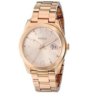 """Fossil Women's ES3587 """"Perfect Boyfriend"""" Stainless Steel Watch"""