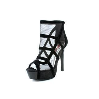 Two Lips Women's 'Devotion' Fabric Boots (Size 6 )