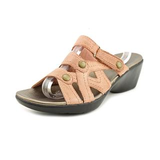 Clarks Women's 'Ella Fusion' Leather Sandals