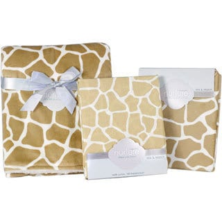 Nurture Imagination Giraffe Nursery Bundle