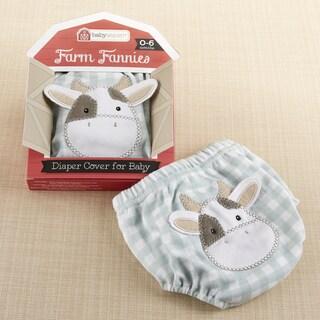 Boys' Farm Fannies Down Home Diaper Cover (0-6 Months)